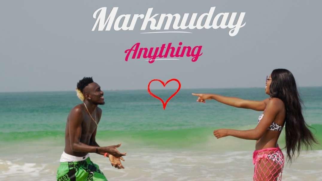 Markmuday - Anything